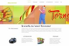 Продам сайт натяжные потолки на Word Press 15 - kwork.ru