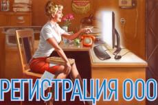 Подготовлю документы для регистрации ООО 18 - kwork.ru