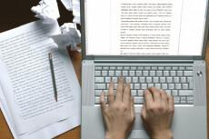 исправлю грамматические и пунктуационные ошибки в тексте 4 - kwork.ru