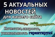 Пишу статьи, тексты. Перевод. 2 броских заголовка на выбор - в подарок 11 - kwork.ru