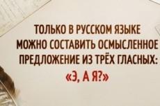 Русский язык дистанционно по скайпу 5 - kwork.ru