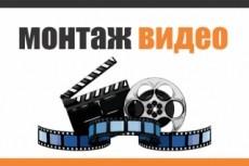 Профессиональный монтаж ваших видео 20 - kwork.ru