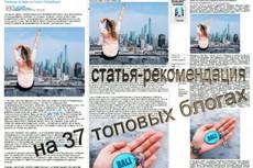 Оставлю ваше объявление на 10 тематических форумах 13 - kwork.ru