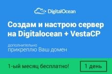 Настрою выделенный сервер для Вашего сайта, 1 месяц в подарок 8 - kwork.ru