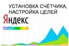 Установлю счетчики на сайт 13 - kwork.ru