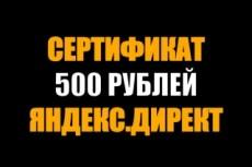 Курс профессиональный Яндекс Директ 20 - kwork.ru