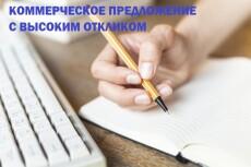 Напишу отличное коммерческое предложение 18 - kwork.ru