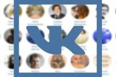 200 участников по критериям в группу Вконтакте 22 - kwork.ru