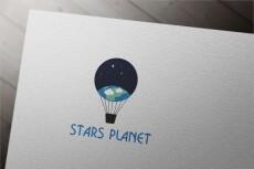 Сделаю логотип из готового шаблона 13 - kwork.ru