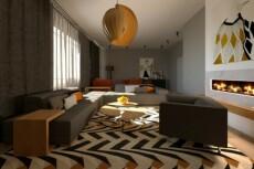 Сделаю 3D-визуализацию жилого пространства 15 - kwork.ru