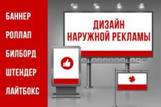 Сделаю плакат, постер или афишу по вашему ТЗ 22 - kwork.ru