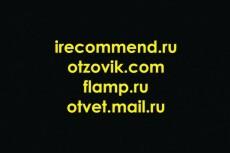 Реклама и PR 36 - kwork.ru