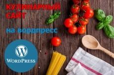 Создам сайт на WordPress с темой + необходимые плагины и настройки 9 - kwork.ru