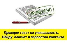 Сделаю из текста конфетку. Редактура и корректура любого текста 29 - kwork.ru
