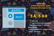 Аватар из вашей фотографии 5 - kwork.ru