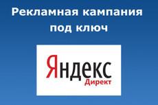 Ведение кампании в Яндекс Директ или РСЯ 5 - kwork.ru