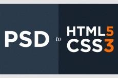 сверстаю html шаблон 7 - kwork.ru