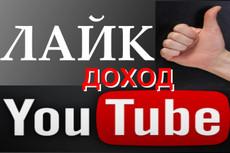 Напишу 20 комментариев и лайков с топового канала на ютубе youtube 20 - kwork.ru