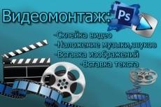 Анимация титров и текста в видео 8 - kwork.ru