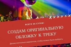 Создам обложку для вашего журнала, книги 12 - kwork.ru