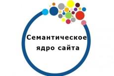 Соберу семантическое ядро и распределю запросы по страницам 18 - kwork.ru