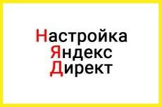 Грамотный аудит Рекламной компании Янлекс. Директ и РСЯ 12 - kwork.ru