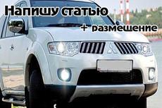 Напишу уникальную статью, размещу на magiyatrav. ru с Вашими ссылками 4 - kwork.ru