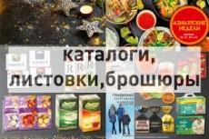 Сверстаю листовку 27 - kwork.ru