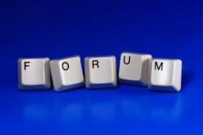 Оставлю 30-50 сообщений на форуме с узкоспециализированной тематикой 5 - kwork.ru