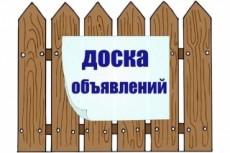 Объявление на строительных ресурсах ТИЦ 11 - kwork.ru