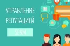 Аудит репутации SERM компании в интернете и кейс с решением проблемы 4 - kwork.ru