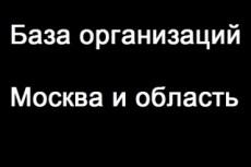 База email адресов женщин из Москвы и МО 5 - kwork.ru