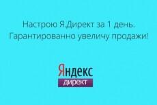 Настройка Ретаргетинга в Яндекс.Директ 21 - kwork.ru
