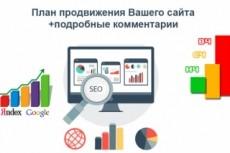 Маркетинг план увеличения продаж вашего сайта 11 - kwork.ru