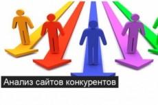 Serpstat - полный анализ сайта и выгрузка запросов 60-ти конкурентов 17 - kwork.ru