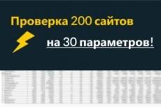Подробная информация по трафику любого конкурента 3 - kwork.ru
