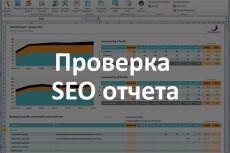 Сниму 10 отчетов по словам (по сайтам) 12 - kwork.ru