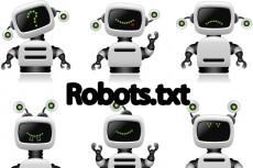 Создам правильный robots. txt + sitemap. xml для вашего сайта 10 - kwork.ru
