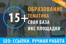 23 вечных ссылки с трастовых сайтов Автомобильной тематики 12 - kwork.ru