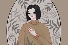 Дизайн иллюстрации с фотографии в жанре аниме 17 - kwork.ru