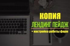 Установлю админку на Ваш Landing Page 22 - kwork.ru