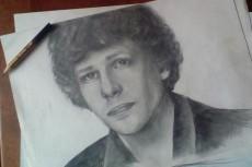 нарисую портрет в стиле ГТА 8 - kwork.ru