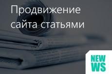 отредактирую текст до 30000 знаков 6 - kwork.ru