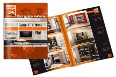 Дизайн буклета, брошюры 23 - kwork.ru