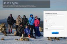 Подключение формы обратной связи на LaddingPage 18 - kwork.ru