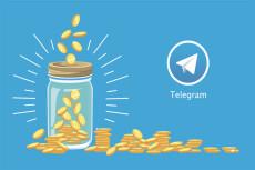 200 реальных подписчиков Telegram. Не боты 4 - kwork.ru