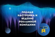 Контекстная реклама в Яндекс. Директ - 100 объявлений 30 - kwork.ru