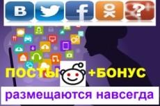 Профильный прогон по 25 трастовым сайтам. ТИЦ базы более 100000 38 - kwork.ru