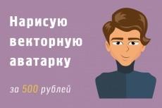 Создам портрет 14 - kwork.ru