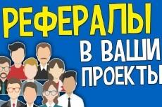 Увеличим количество посетителей сайта на 400 в сутки в течение месяца 36 - kwork.ru